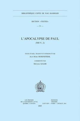 L'apocalypse De Paul (NH V, 2)
