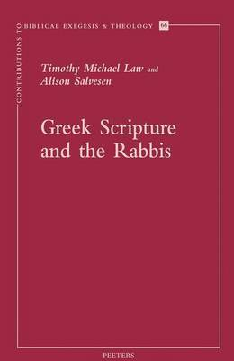 Greek Scripture and the Rabbis