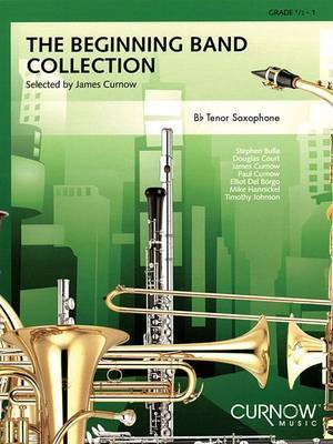 The Beginning Band Collection: Tenor Sax Part
