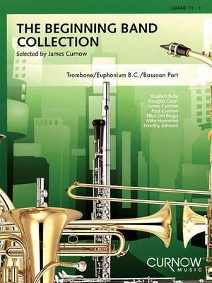 The Beginning Band Collection: Trombone/Euphonium B.c./Bassoon Part
