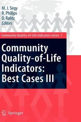 Community Quality-of-life Indicators: Best Cases: Bk. 3