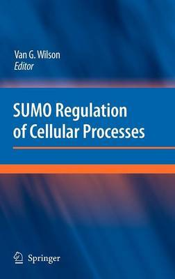 SUMO Regulation of Cellular Processes