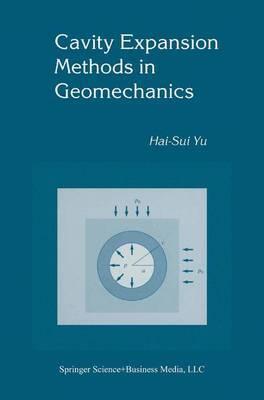Cavity Expansion Methods in Geomechanics