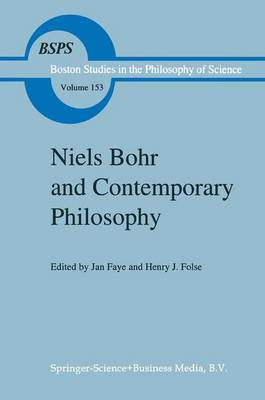 Niels Bohr and Contemporary Philosophy