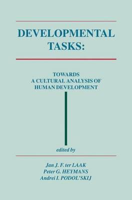 Developmental Tasks: Towards a Cultural Analysis of Human Development