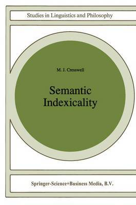 Semantic Indexicality
