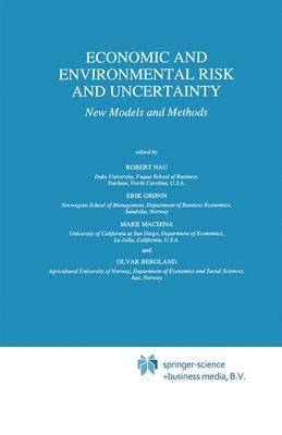 Economic and Environmental Risk and Uncertainty