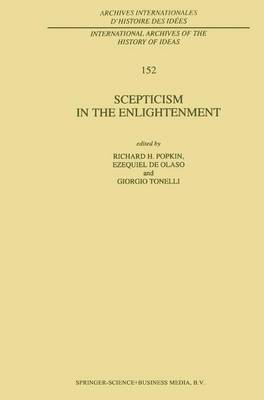 Scepticism in the Enlightenment