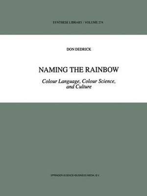 Naming the Rainbow