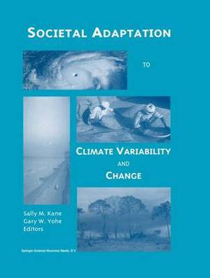 Societal Adaptation to Climate Variability and Change