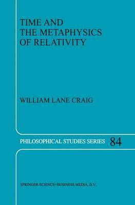 Time and the Metaphysics of Relativity