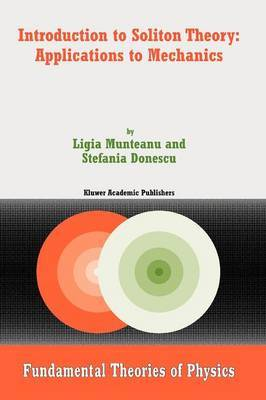 Introduction to Soliton Theory:: Applications to Mechanics