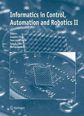 Informatics in Control, Automation and Robotics: v. 2