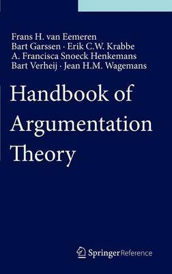Handbook of Argumentation Theory