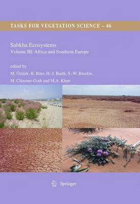 Sabkha Ecosystems: Volume III: Africa and Southern Europe: Vol. 3