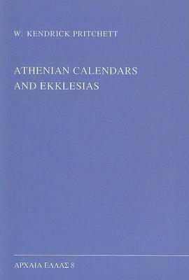 Athenian Calendars and Ekklesias