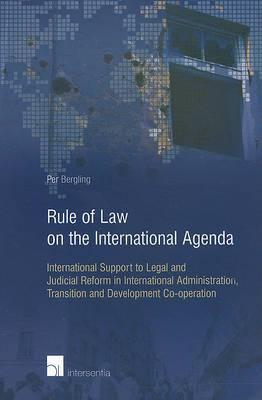 Rule of Law on the International Agenda
