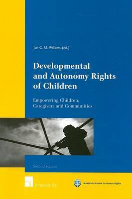 Developmental and Autonomy Rights of Children: Empowering Children, Caregivers and Communities