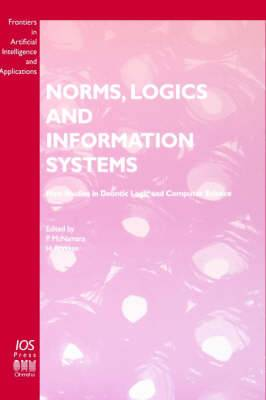 Norms, Logics and Information Systems: New Studies on Deontic Logic and Computer Science