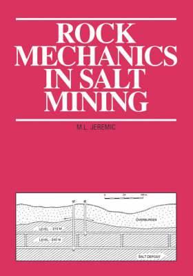 Rock Mechanics in Salt Mining
