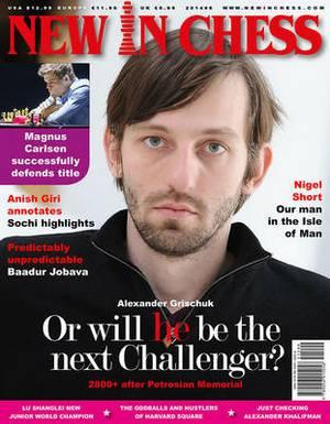 New in Chess Magazine 2014/8