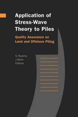 Application of Stress-Wave Theory to Piles: Quality Assurance on Land and Offshore Piling: Proceedings of the Sixth International Conference, San Paulo, 11-13 September, 2000