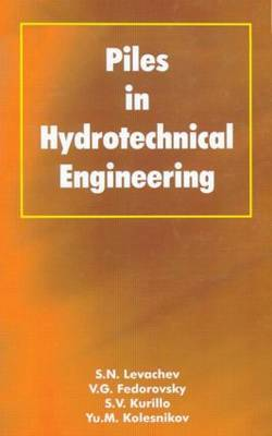 Piles in Hydrotechnical Engineering