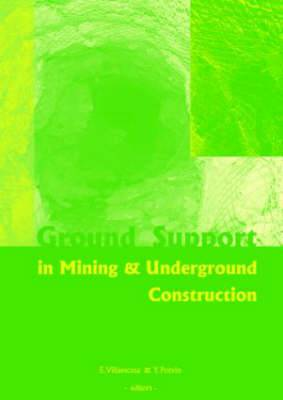 Ground Support in Mining and Underground Construction: Proceedings of the Fifth International Symposium on Ground Support, Perth, Australia, 28-30 September 2004