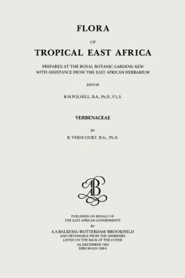 Flora of Tropical East Africa - Verbenaceae: 1992