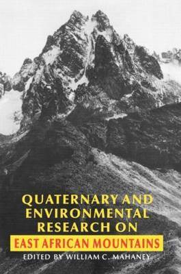 Quaternary and Environmental Research on East African Mountains