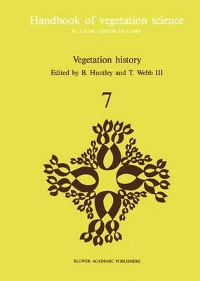 Vegetation History: Vol.7: Vegetation history