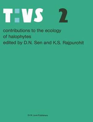 Contributions to the Ecology of Halophytes