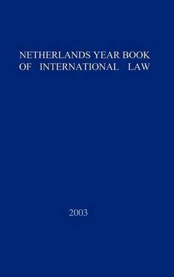 Netherlands Yearbook of International Law: 2002