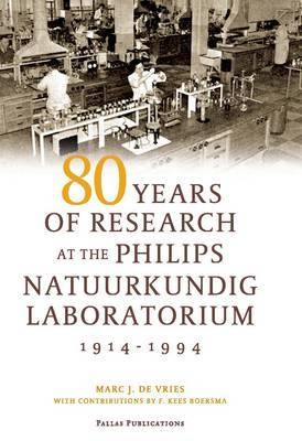 80 Years of Research at the Philips Natuurkundig Laboratorium 1914-1994 - The Role of the National Lab at Philips