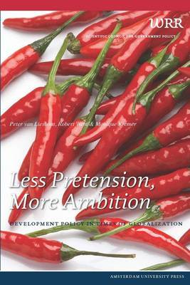 Less Pretension, More Ambition: Development Policy in Times of Globalization