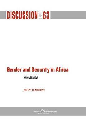 Gender and Security in Africa: An Overview