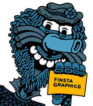 Finsta Graphics: 1982-2009