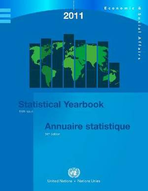 Statistical Yearbook: Fifty-Sixth Issue, Data Available as of 31 December 2012