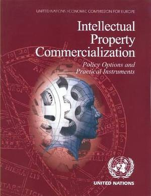 Intellectual property commercialization: policy options and practical instruments