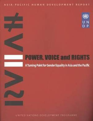 Power, Voice, and Rights: A Turning Point for Gender Equality in Asia and the Pacific