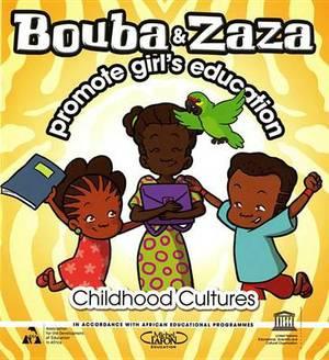 Bouba and Zaza Promote Girl's Education