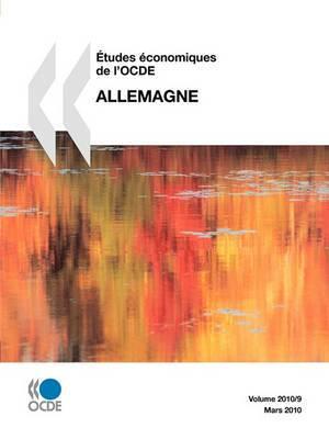 Etudes Conomiques de L'Ocde: Allemagne 2010