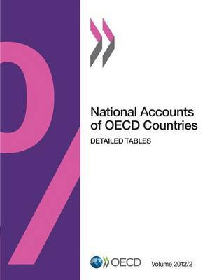 National Accounts of OECD Countries: Detailed Tables