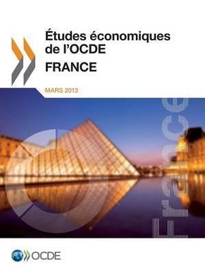 Etudes Economiques de L'Ocde: France 2013