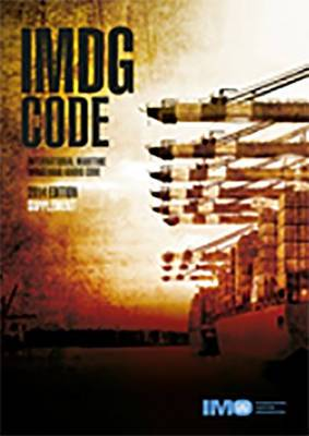 IMDG Code: International Maritime Dangerous Goods Code