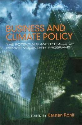 Business and climate policy: the potentials and pitfalls of private voluntary programs