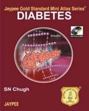 Jaypee Gold Standard Mini Atlas Series: Diabetes