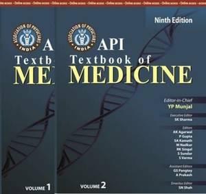 API Textbook of Medicine: Vol 2