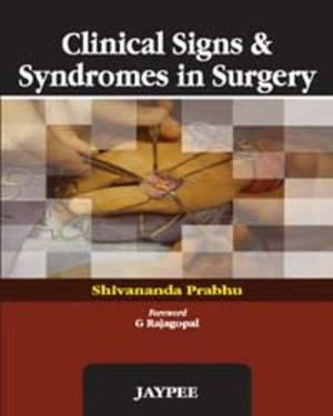 Clinical Signs and Syndromes in Surgery