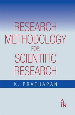 Research Methodology: For Scientific Research